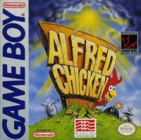 Alfred Chicken Game Boy