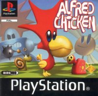 Alfred Chicken Playstation