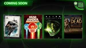 Alien: Isolation, Batman: Return to Arkham y más llegan al servicio de Xbox Game Pass