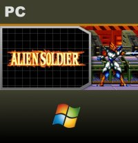 Alien Soldier PC