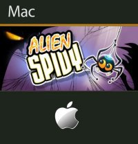 Alien Spidy Mac