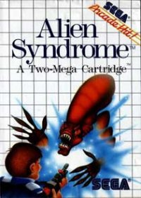 Alien Syndrome Master System