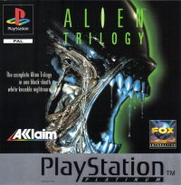 Alien Trilogy Playstation
