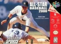 All-Star Baseball 2000 Nintendo 64