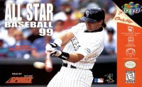All-Star Baseball 99 Nintendo 64