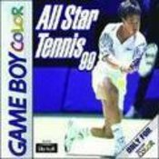 All Star Tennis '99 Game Boy Color