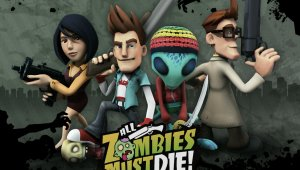 Fecha y materiales de All Zombies Must Die