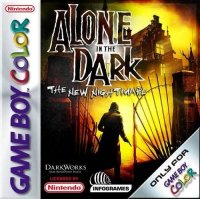 Alone in the Dark: The New Nightmare Game Boy Color