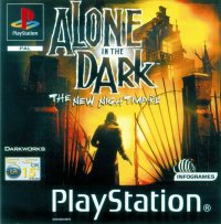 Alone in the Dark: The New Nightmare Playstation