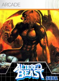 Altered Beast Xbox 360