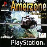 Amerzone: The Explorer's Legacy Playstation