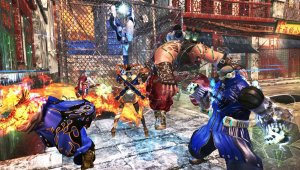 Gameplay de 'Anarchy Reigns'