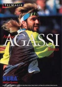 Andre Agassi Tennis Master System