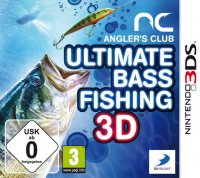 Angler's Club: Ultimate Bass Fishing 3D Nintendo 3DS