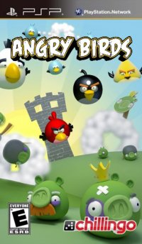 Angry Birds PSP