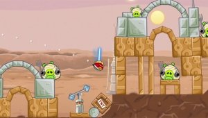'Angry Birds Star Wars' llega a Facebook