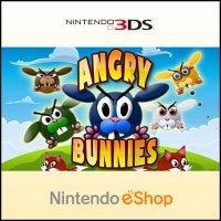 Angry Bunnies Nintendo 3DS
