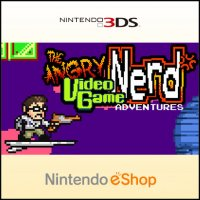 Angry Video Game Nerd Adventures Nintendo 3DS