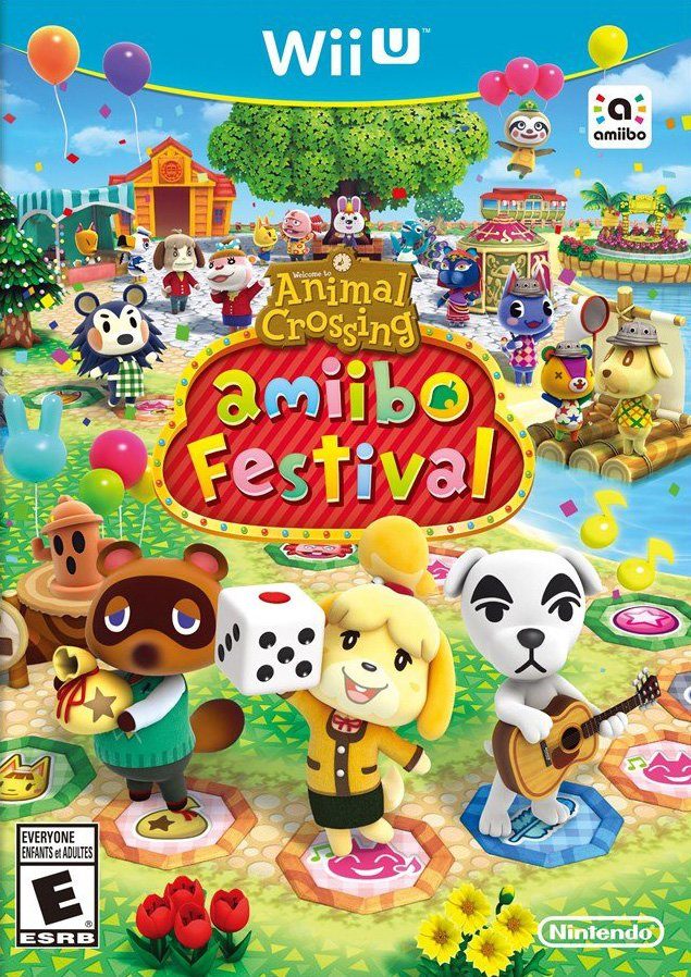 Animal Crossing: amiibo Festival JPN PS4 PC Xbox360 PS3 Wii Nintendo Mac Linux