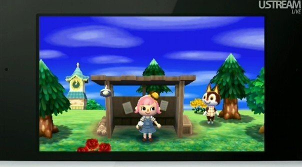 Animal Crossing 3DS - ND