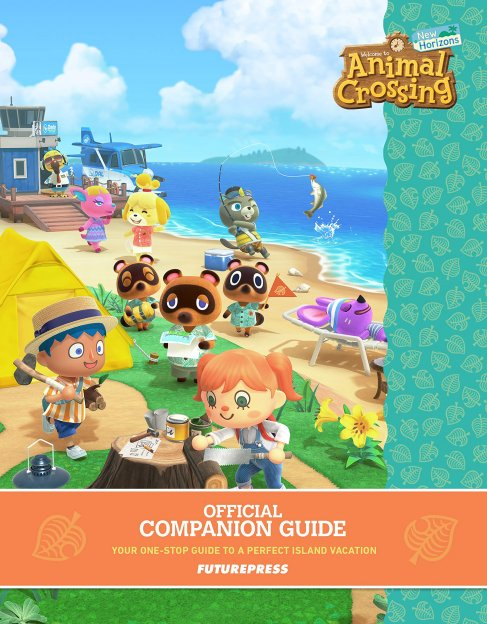Animal Crossing: New Horizons Official Companion G