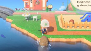 Animal Crossing New Horizons: La app NookLink y el editor de la isla se presentan en la Direct
