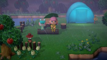 Akira, Sailor Moon y otras series anime, homenajeadas en Animal Crossing