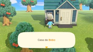 Cómo mover edificios en Animal Crossing New Horizons