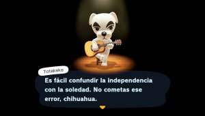 Cómo conseguir a Totakeke en Animal Crossing New Horizons