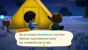 Cómo desbloquear todas las apps del Nookófono en Animal Crossing New Horizons