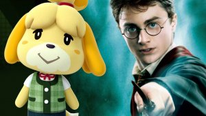 Trajes y diseños de Harry Potter para Animal Crossing: New Horizons