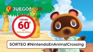 Animal Crossing: New Horizons; descubre si te llevas 60€ para la eShop de Nintendo Switch