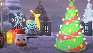 Animal Crossing: New Horizons pone en marcha la temporada de invierno