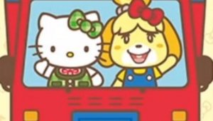 Hello Kitty visitará los pueblos de Animal Crossing: New Leaf