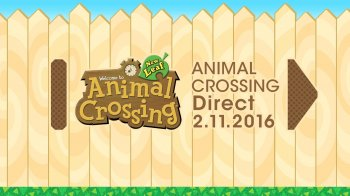 Animal Crossing Direct, hoy a las 15:00 horas