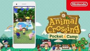 Animal Crossing: Pocket Camp anticipa la llegada de cuatro nuevos campistas