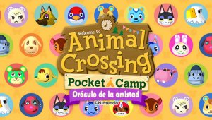 Nintendo estrena el minijuego online Animal Crossing: Pocket Camp: Oráculo de la amistad