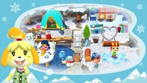 Animal Crossing: Pocket Camp estrena un nuevo evento deportivo