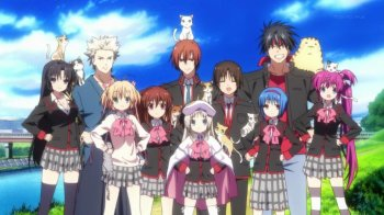 'Little Busters!' consigue financiar su anime