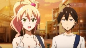 Hajimete no Gal: Review del capítulo 9