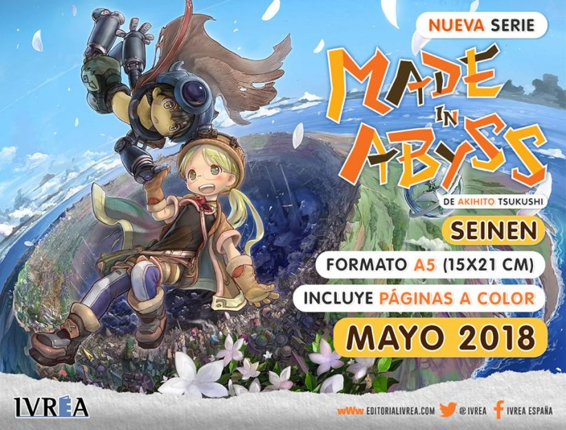 Made in Abyss (Ivrea)
