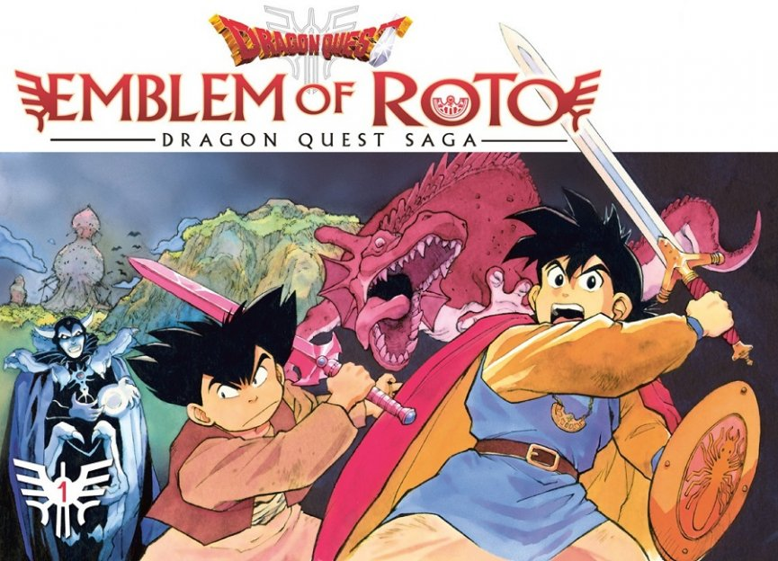 Dragon Quest: Emblem of Roto