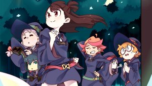 El manga de Little Witch Academia llega a su final
