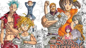 The Seven Deadly Sins terminará dentro de un año