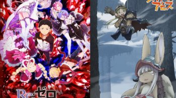 Los animes de Re:Zero y Made in Abyss llegan a España