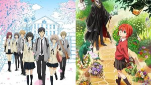 Selecta Visión editará ReLIFE y The Ancient Magus Bride