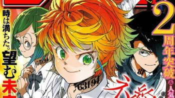 The Promised Neverland entra en su arco final