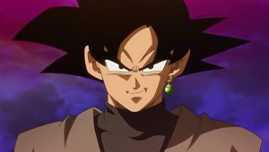 Dragon Ball Super: este artwork imagina a Goku Black como Super Saiyan 4