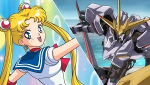 Sailor Moon x Gundam: El crossover es posible gracias a estas figuras custom