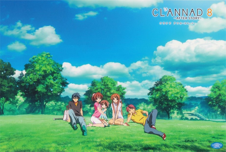 Clannad After